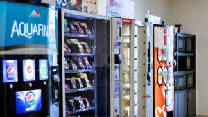 Approvisionnement de machine distributrice Montréal Laval et Rive-Sud Mtl