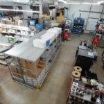 Entrepôt Remplissage Machines Distributrices Montréal
