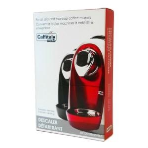 Détartrant en poudre machine Caffitaly